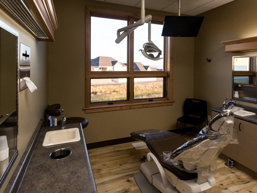 Our treatment areas are comfortable, clean and state of the art